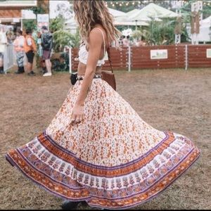 Spell & The Gypsy Orange Blossom Castaway Skirt